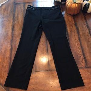 NYDJ Black boot cut dress pant—Awesome pants